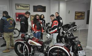 Alrededor de 2.000 personas pasan por el Museo de la Moto de Santa Marta en sus tres primeros meses