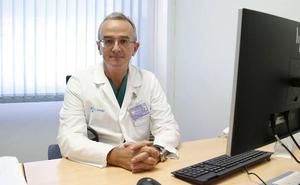 Un médico del hospital de Salamanca, entre los 100 mejores de España
