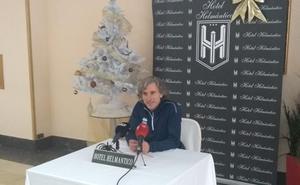 Aguirre insiste en no mirar la tabla «porque aún quedan muchos puntos por sumar para salvarse»