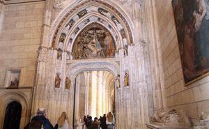 El Cabildo de la Catedral de Segovia prevé la restauración de la capilla de entrada al claustro