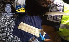 Tres detenidos en Valladolid y Palencia por distribuir dinero falso adquirido en la 'darknet'