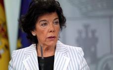 El Gobierno critica que PP y Cs se «arroguen el derecho» de presidir la Junta de Andalucia