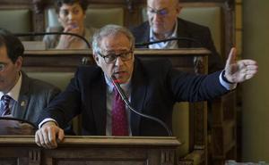 El PP del Ayuntamiento de Valladolid recusará el nombramiento de instructor en el expediente a Antonio Gato