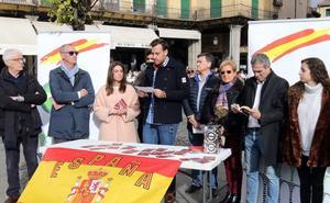 PSOE y PP reivindican los «logros» de la Constitución del 78