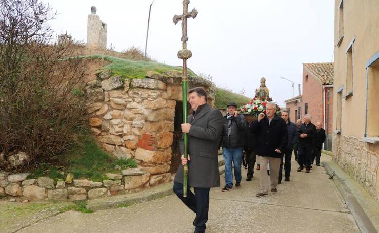 Fiestas de San Nicolás de Bari en Valdecañas de Cerrato