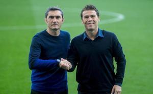 Valverde: «Espero un buen ambiente y respeto por todas partes»