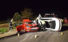 Un fallecido en un accidente entre dos turismos y un tractor en Zamora