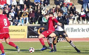 Unionistas y Fabril, sin juego y pocas ocasiones, empatan a todo en Las Pistas (0-0)