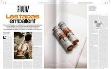 Las tapas de Valladolid epatan al diario francés 'Libération'