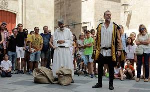 El Consistorio celebra los 30 años como Patrimonio de la Humanidad con visitas guiadas