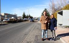 La pavimentación de la avenida de los Padre Paúles de Santa Marta de Tormes costará 230.000 euros