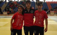 Dos judokas del Doryoku destacan en la Copa de España infantil de Valladolid