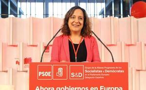 La vallisoletana Iratxe García, elegida vicepresidenta primera de los Socialistas Europeos
