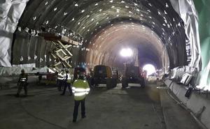 Adif garantiza que las obras del Ave a Sanabria finalizarán en menos de tres semanas