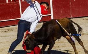 La Junta multa al Ayuntamiento de El Espinar con 5.400 euros por las becerradas de San Rafael