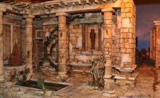 Valladolid inaugura los belenes de las Angustias y de las Francesas