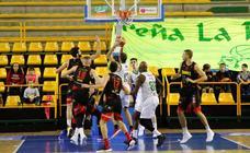 La Antigua–CB Tormes cae ante un persistente Zornotza (69-72)