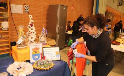 Solidaridad en Torquemada con los enfermos de esclerosis y del riñón