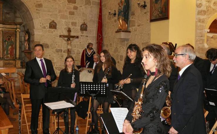 Antigüedad celebró la fiesta de Santa Cecilia
