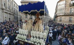 Despojado y Vía Crucis cambian el recorrido de su procesión de 2019