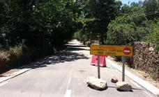 El PSOE denuncia que la Diputación «no ha ejecutado ni una sola obra» de las previstas este año en las carreteras provinciales