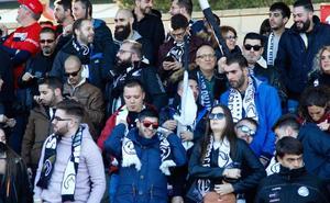 La afición de Unionistas tendrá disponibles 350 entradas ante el San Sebastián de los Reyes