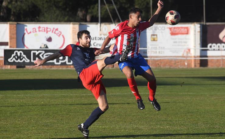 El Atlético Tordesillas empata en casa ante el Atlético Bembibre (0-0)