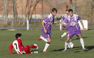 El Becerril araña un punto en el último minuto ante el Castilla Palencia