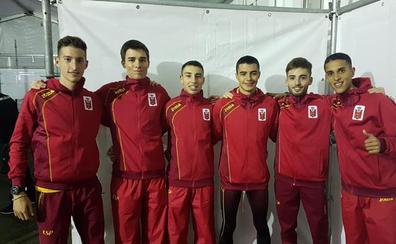 Mario García, 29º en el Europeo de Cross sub-20 y segundo mejor español en Tilburg