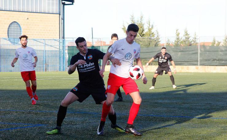 La UD Santa Marta golea al Uxama (4-1)
