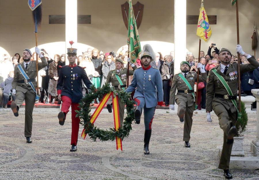 Alianza con los ejércitos europeos tras 433 años