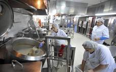 Sanidad exportará la cocina de línea fría del Hospital de Zamora al nuevo complejo de Salamanca