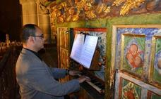 La Diócesis de Ciudad Rodrigo nombra a Manuel José Gutiérrez organista de la catedral