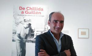 El Patio Herreriano recuerda la relación entre Eduardo Chillida y Jorge Guillén