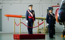 La base aérea de Matacán celebra el día de su patrona