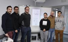 Doce jóvenes elaboran una aplicación con las empresas de polígonos de Palencia