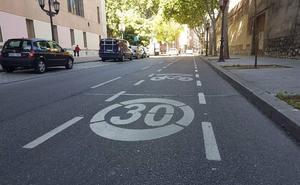 Todos los municipios tendrán un límite de 30 kilómetros por hora