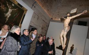 Las Edades del Hombre se despide de Aguilar con 185.735 visitas