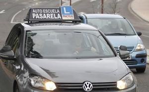 La huelga de examinadores obliga a cancelar 15 exámenes prácticos en Palencia