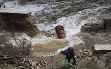 Los vecinos de Mata de Cuéllar limpiarán de basura los pinares de la zona