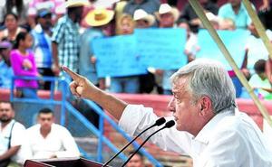 El frenético debut de López Obrador