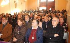 Los nazarenos de Palencia celebran la fiesta de la Inmaculada