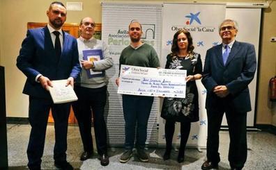 José Ignacio López gana el XXIII Premio de Narrativa de la Asociación de la Prensa de Ávila