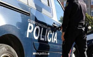 Dos detenidos por el robo de material de obra en un inmueble de la calle Vía de Valladolid capital