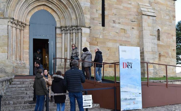 Últimas visitas a la sede de Santa Cecilia de Las Edades en Aguilar