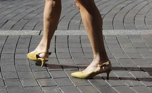 La Calle Mayor de Palencia dejará de ser un problema para los tacones