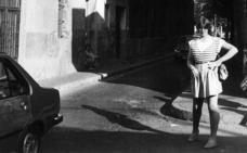 El libro que nació con la mirada en el viejo barrio chino de la calle Padilla de Valladolid