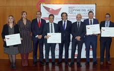 Industrias Maxi, galardonada con el II Premio Pyme del Año de Valladolid 2018