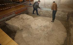 Unas obras desvelan que la Iglesia San Zoilo de Carrión fue una catedral hace 1.000 años