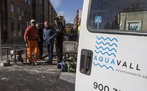 Aquavall adjudica obras de 3,6 millones para la mejora del ciclo integral del agua de Valladolid